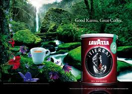 lavazza tierra project
