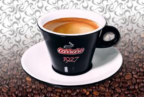 Кафе еспресо Караро