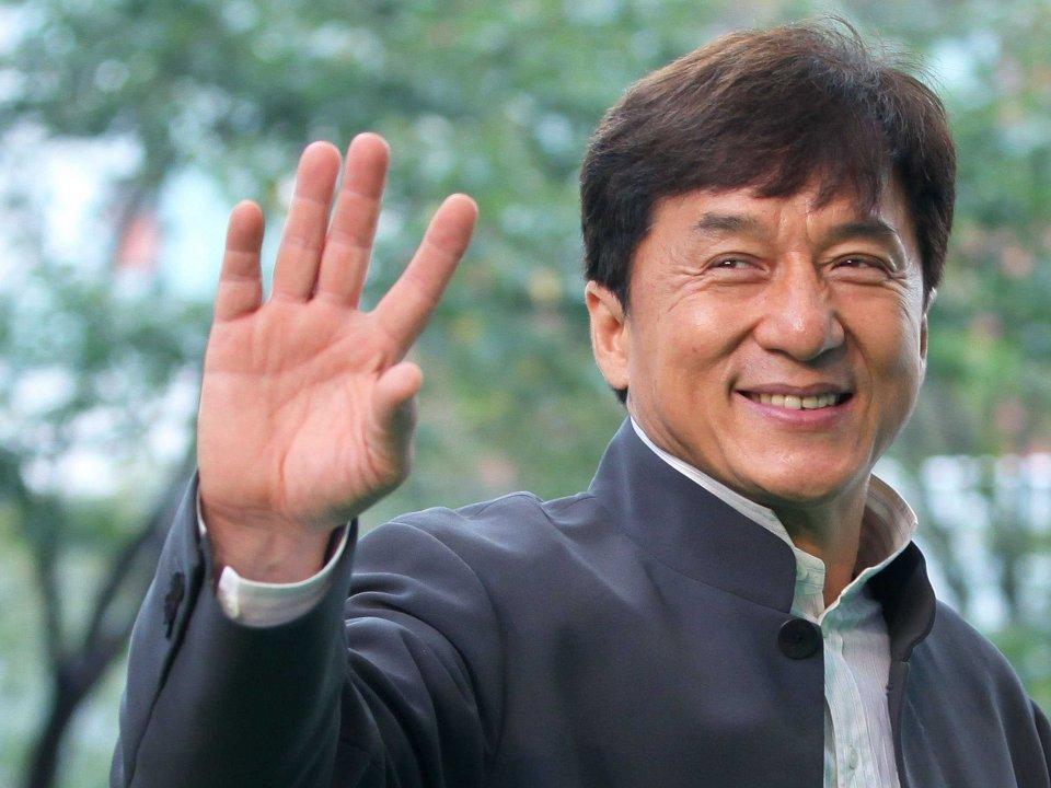 Известният любител на кафето Джеки Чан
